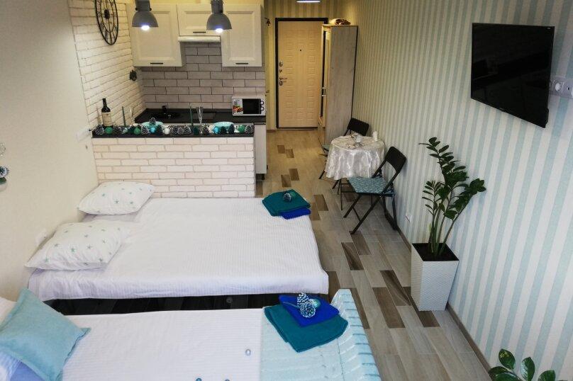 1-комн. квартира, 25 кв.м. на 4 человека, Туристическая улица, 4Гк7, Геленджик - Фотография 16