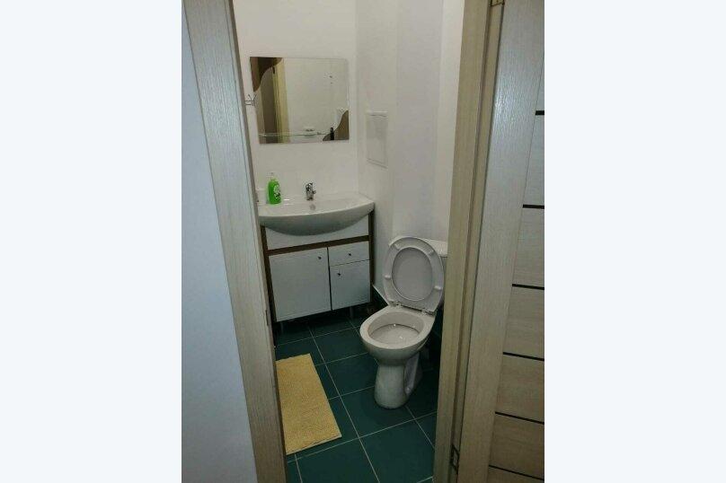 2-комн. квартира, 52 кв.м. на 4 человека, Курортная улица, 10, Банное - Фотография 2