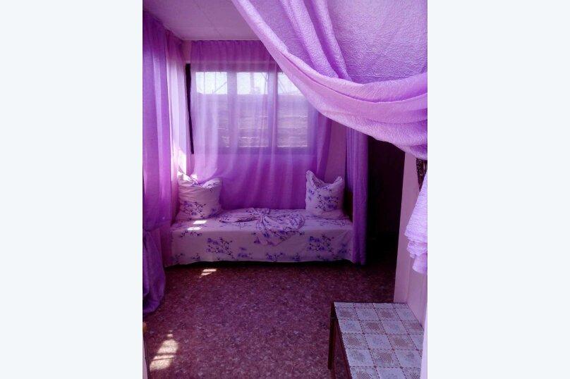 Отдельный семейный коттедж №1, 30 кв.м. на 3 человека, 1 спальня, Лучистая улица, 14, Рыбачье - Фотография 4