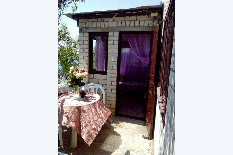Отдельный семейный коттедж №1, 30 кв.м. на 3 человека, 1 спальня, Лучистая улица, 14, Рыбачье - Фотография 5