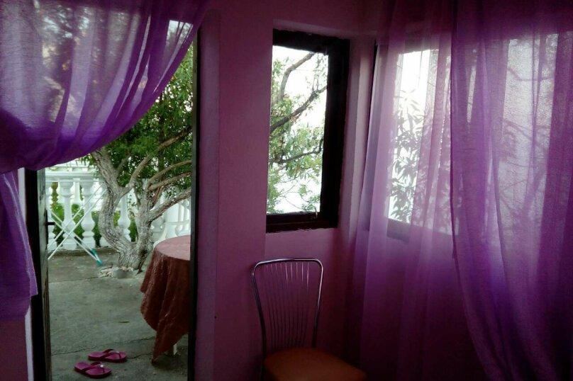 Отдельный семейный коттедж №1, 30 кв.м. на 3 человека, 1 спальня, Лучистая улица, 14, Рыбачье - Фотография 6