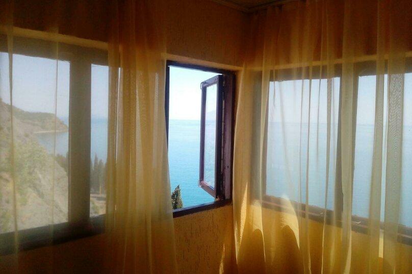 Отдельный семейный коттедж, 30 кв.м. на 3 человека, 1 спальня, Лучистая улица, 14, Рыбачье - Фотография 3