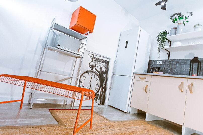 1-комн. квартира, 35 кв.м. на 4 человека, Оренбургский тракт, 4Б, Казань - Фотография 4