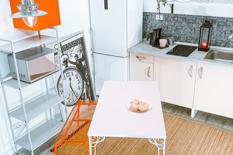 1-комн. квартира, 35 кв.м. на 4 человека, Оренбургский тракт, 4Б, Казань - Фотография 5