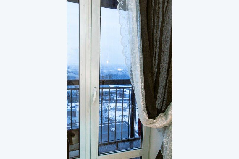 1-комн. квартира, 35 кв.м. на 4 человека, Оренбургский тракт, 4Б, Казань - Фотография 14