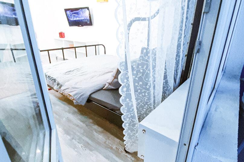 1-комн. квартира, 35 кв.м. на 4 человека, Оренбургский тракт, 4Б, Казань - Фотография 19