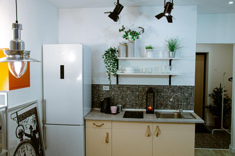 1-комн. квартира, 35 кв.м. на 4 человека, Оренбургский тракт, 4Б, Казань - Фотография 21