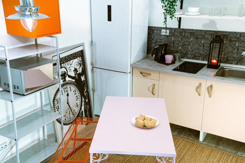 1-комн. квартира, 35 кв.м. на 4 человека, Оренбургский тракт, 4Б, Казань - Фотография 22