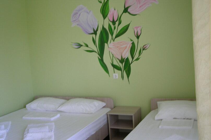 Трехместный полу-люкс № 27 (эустома), Школьная, 64, Ильич - Фотография 1