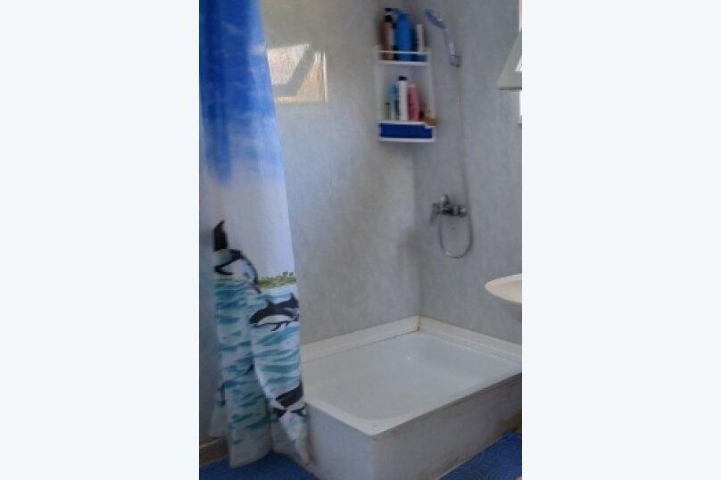 Сдам собственный загородный дом у моря!, 80 кв.м. на 10 человек, 3 спальни, Первомайская улица, 78, Молочное - Фотография 10
