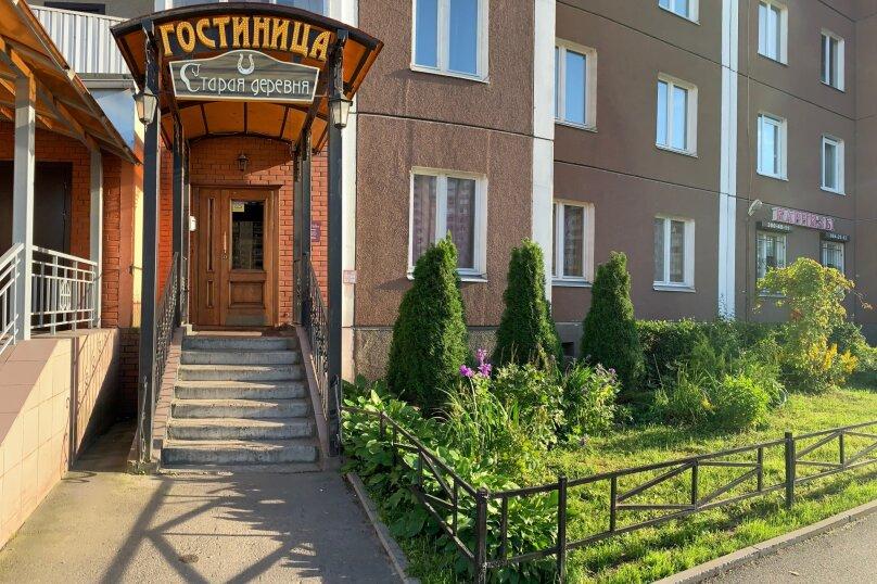 """Гостиница """"Старая Деревня"""", Богатырский проспект, 32 на 14 номеров - Фотография 1"""