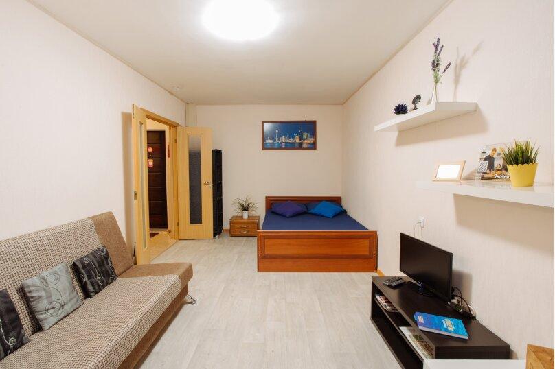 1-комн. квартира, 36 кв.м. на 4 человека, улица Ватутина, 28, Петрозаводск - Фотография 6