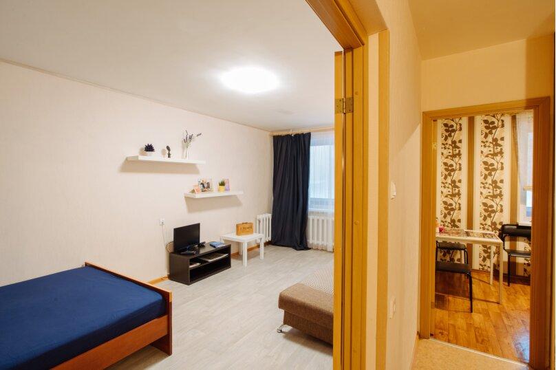 1-комн. квартира, 36 кв.м. на 4 человека, улица Ватутина, 28, Петрозаводск - Фотография 8