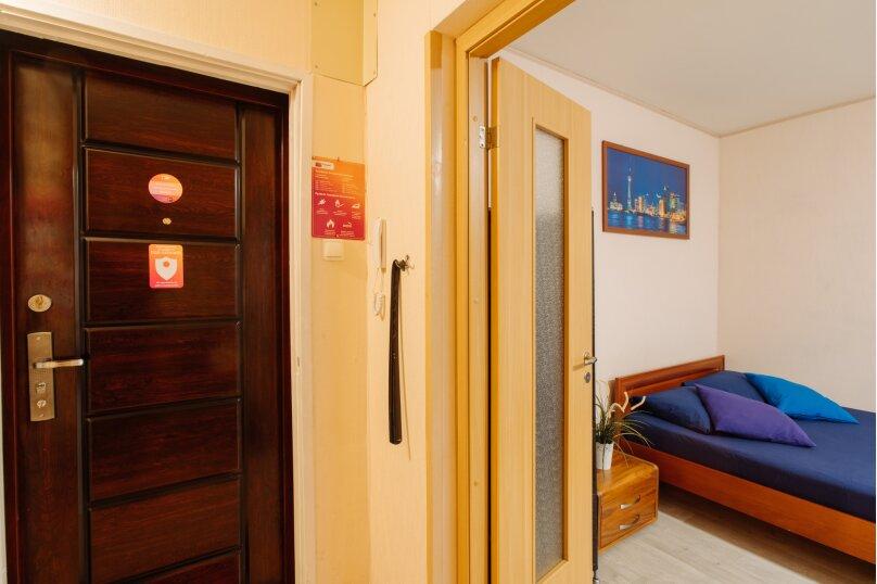 1-комн. квартира, 36 кв.м. на 4 человека, улица Ватутина, 28, Петрозаводск - Фотография 9