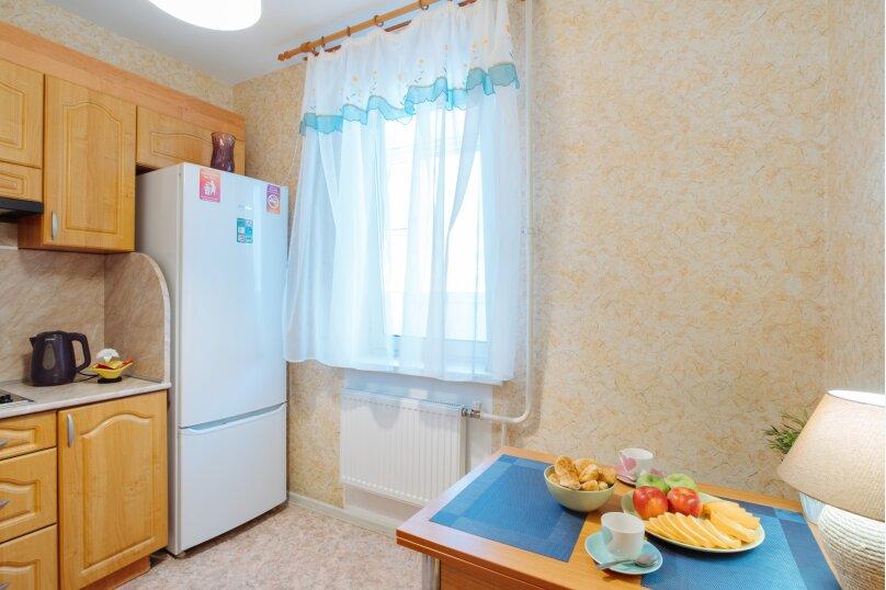 2-комн. квартира, 60 кв.м. на 5 человек, улица Суворова, 37, микрорайон Древлянка, Петрозаводск - Фотография 8