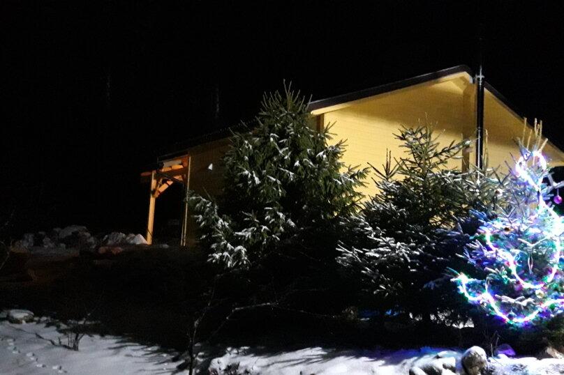 Дом с выходом в лес , 35 кв.м. на 4 человека, 1 спальня, Западная, 2, Сортавала - Фотография 39