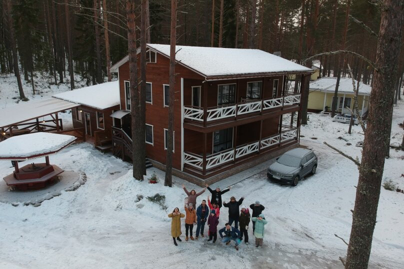 """Гостевой дом """"Pine Land"""", Суоярвская, 65 на 3 комнаты - Фотография 33"""