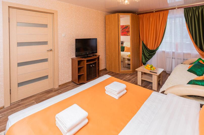 1-комн. квартира, 43 кв.м. на 4 человека, улица Бахилова, 4, Сургут - Фотография 2