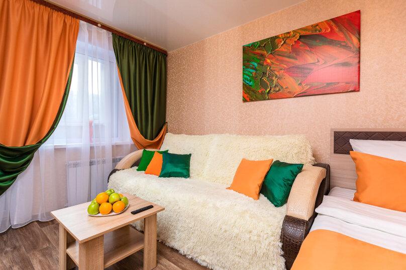 1-комн. квартира, 43 кв.м. на 4 человека, улица Бахилова, 4, Сургут - Фотография 7