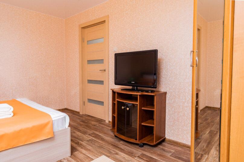 1-комн. квартира, 43 кв.м. на 4 человека, улица Бахилова, 4, Сургут - Фотография 11