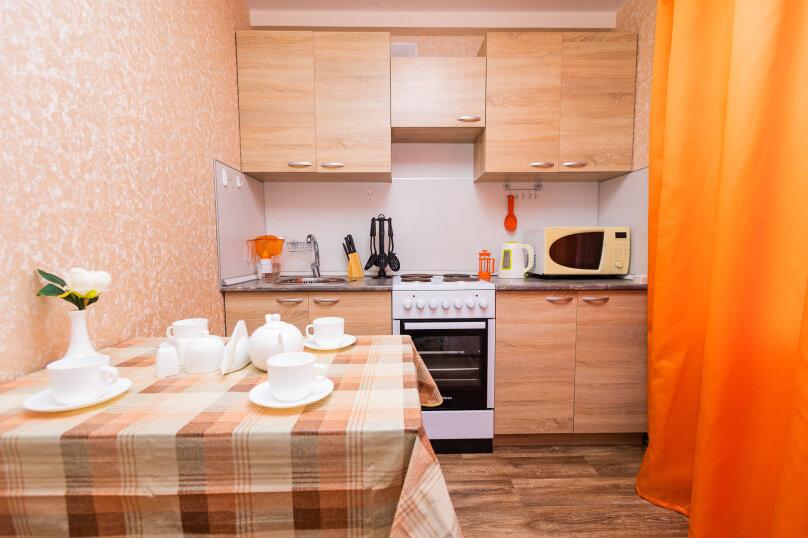 1-комн. квартира, 43 кв.м. на 4 человека, улица Бахилова, 4, Сургут - Фотография 14
