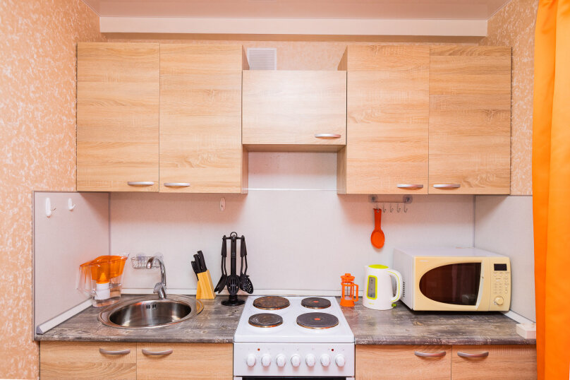 1-комн. квартира, 43 кв.м. на 4 человека, улица Бахилова, 4, Сургут - Фотография 15