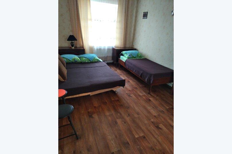 2 комнатный  семейный, тенистая, 3Е, Заозерное - Фотография 1