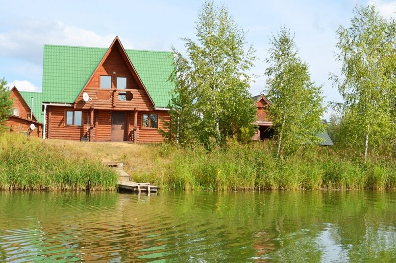 Коттедж с сауной на 4-6 человек, поселок Литвиново, загородный клуб Литвиново, Щелково - Фотография 1