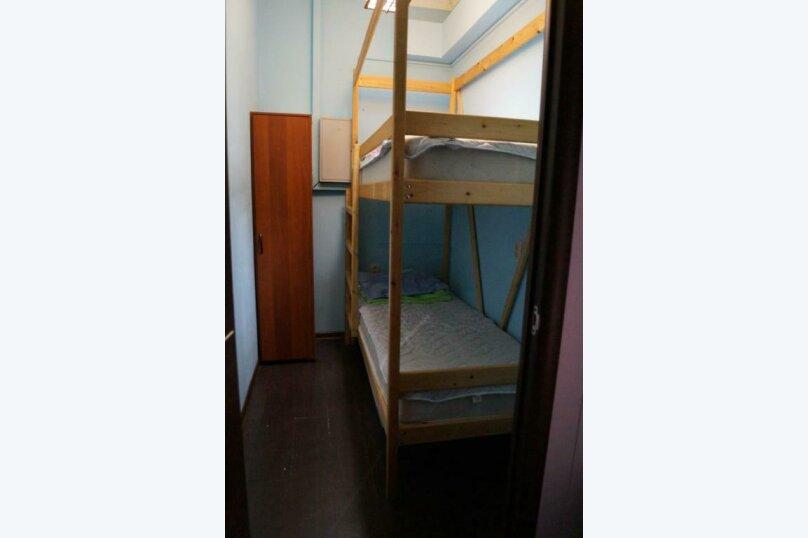 Номер эконом-класса с одной двухъярусной кроватью, улица Верхние Поля, 35к3, Москва - Фотография 1