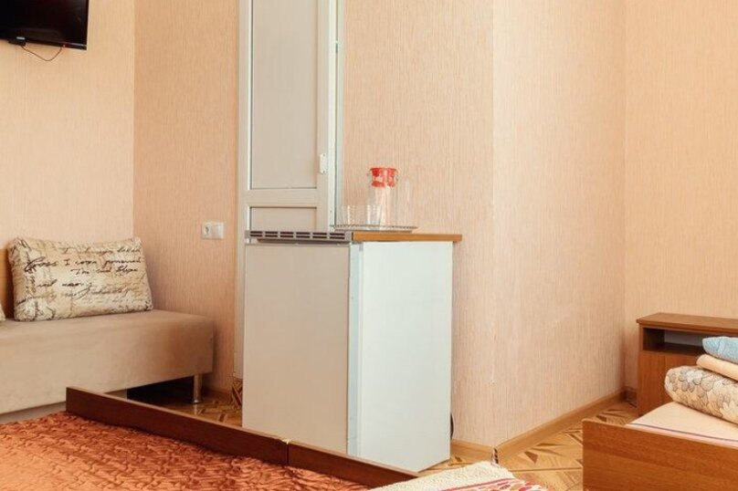 стандартный четырех местный номер, улица Богдана Хмельницкого, 55/1, Адлер - Фотография 3