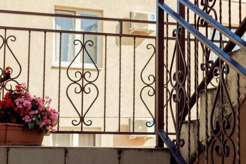 стандартный четырех местный номер, улица Богдана Хмельницкого, 55/1, Адлер - Фотография 11