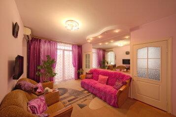 3-комн. квартира, 46 кв.м. на 6 человек, улица Кожанова, 7, Севастополь - Фотография 1