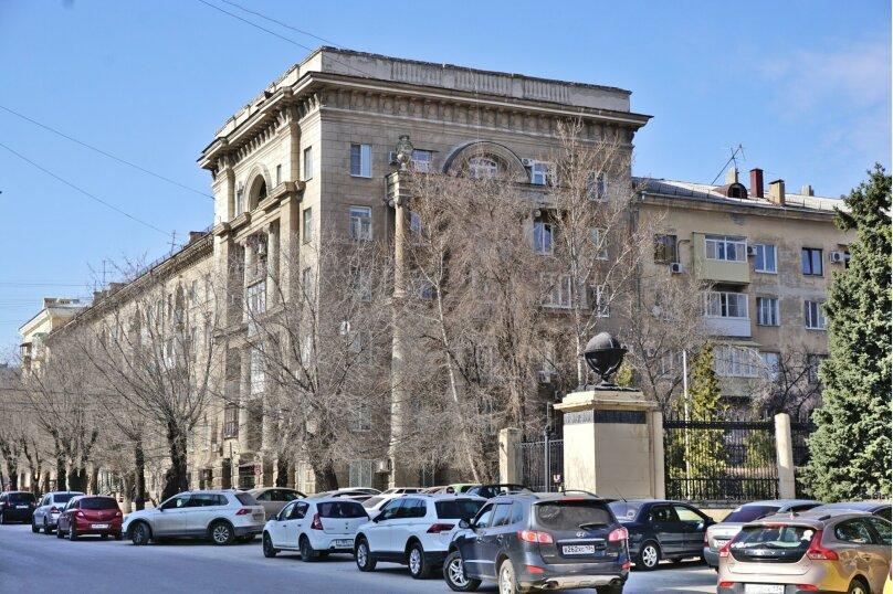 2-комн. квартира, 51 кв.м. на 4 человека, улица Гагарина, 16, Волгоград - Фотография 2