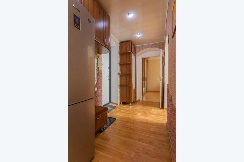 2-комн. квартира, 51 кв.м. на 4 человека, улица Гагарина, 16, Волгоград - Фотография 15