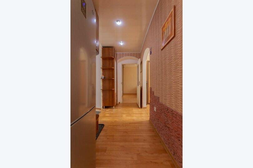 2-комн. квартира, 51 кв.м. на 4 человека, улица Гагарина, 16, Волгоград - Фотография 16