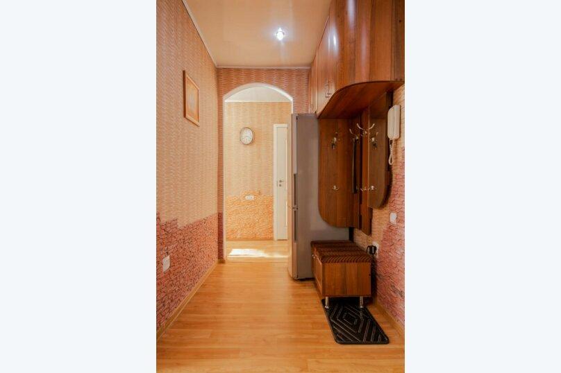 2-комн. квартира, 51 кв.м. на 4 человека, улица Гагарина, 16, Волгоград - Фотография 17