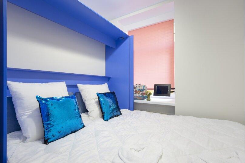 Одноместный номер с 1 большой кроватью, 4-я Советская улица, 7, Санкт-Петербург - Фотография 3