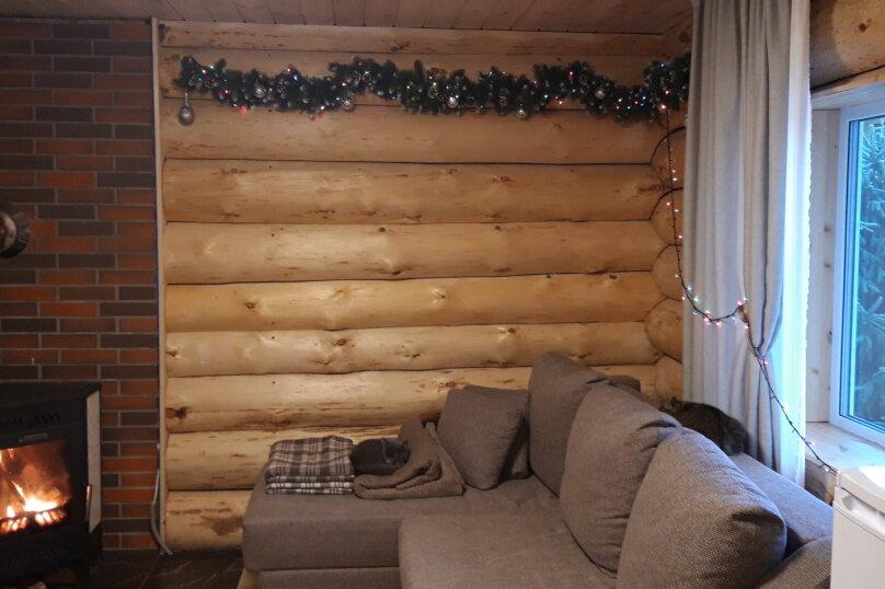 Дом с выходом в лес , 35 кв.м. на 4 человека, 1 спальня, Западная, 2, Сортавала - Фотография 41