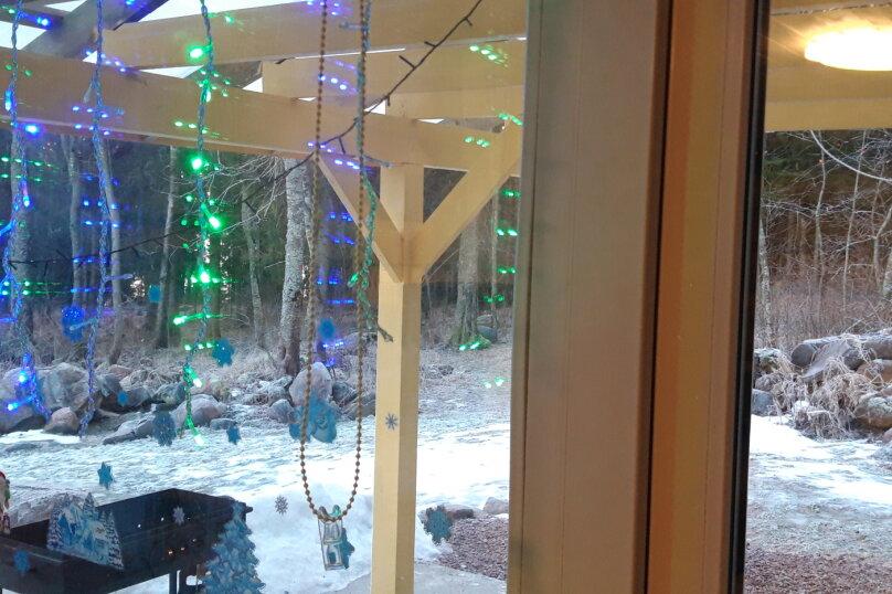 Дом с выходом в лес , 35 кв.м. на 4 человека, 1 спальня, Западная, 2, Сортавала - Фотография 42