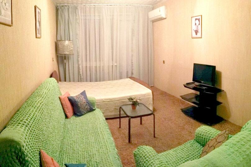 1-комн. квартира, 32 кв.м. на 4 человека, улица Пермякова, 56, Тюмень - Фотография 8