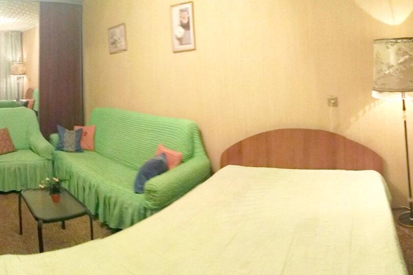 1-комн. квартира, 32 кв.м. на 4 человека, улица Пермякова, 56, Тюмень - Фотография 9