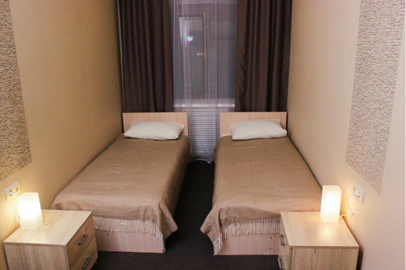 Стандартный двухместный номер с 2 кроватями, Галерная улица, 55, Санкт-Петербург - Фотография 1