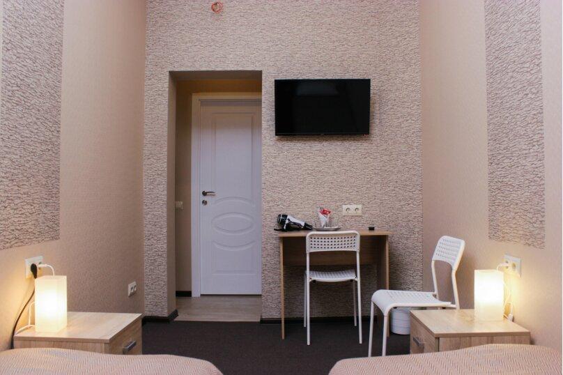 Стандартный двухместный номер с 2 кроватями, Галерная улица, 55, Санкт-Петербург - Фотография 4