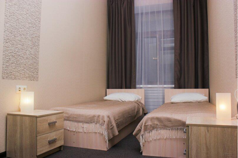 Стандартный двухместный номер с 2 кроватями, Галерная улица, 55, Санкт-Петербург - Фотография 5