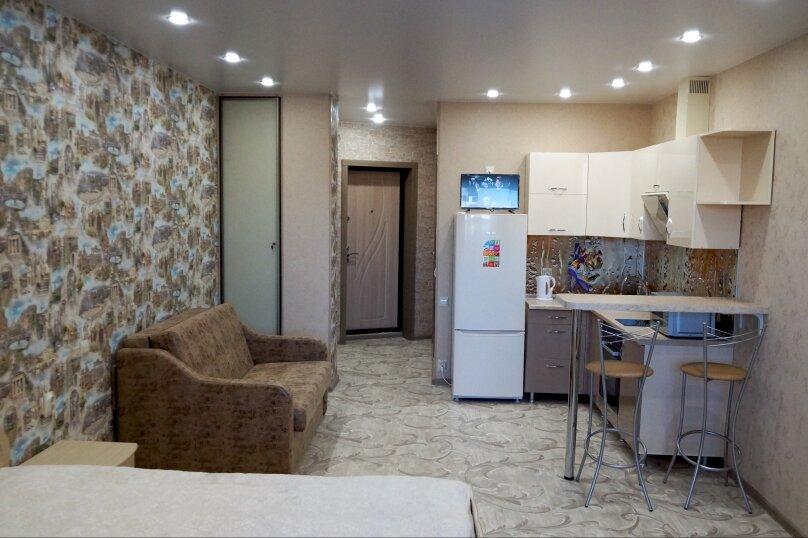1-комн. квартира, 36 кв.м. на 4 человека, Комсомольский проспект, 39, Челябинск - Фотография 1