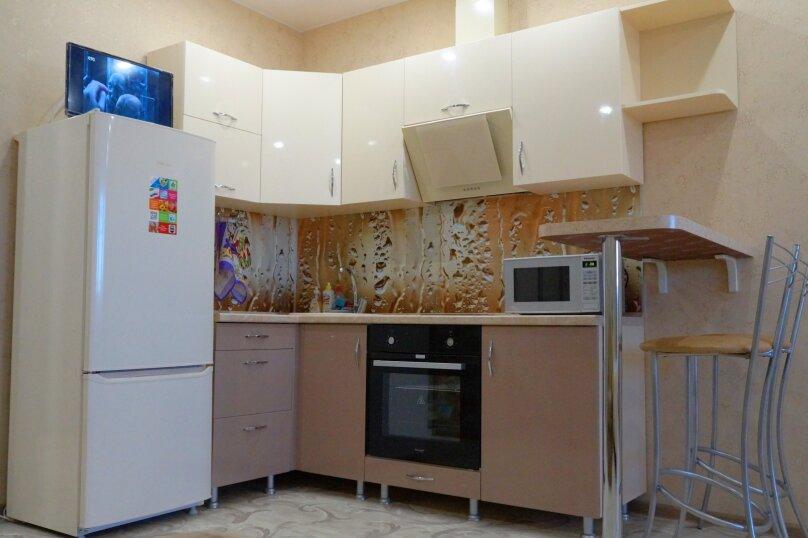 1-комн. квартира, 36 кв.м. на 4 человека, Комсомольский проспект, 39, Челябинск - Фотография 4