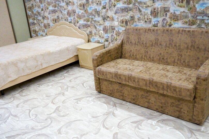 1-комн. квартира, 36 кв.м. на 4 человека, Комсомольский проспект, 39, Челябинск - Фотография 5