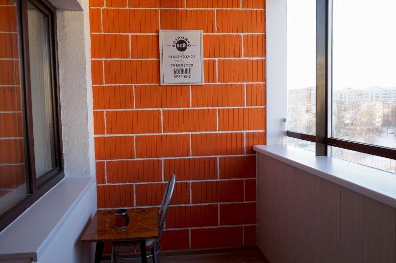 1-комн. квартира, 36 кв.м. на 4 человека, Комсомольский проспект, 39, Челябинск - Фотография 14
