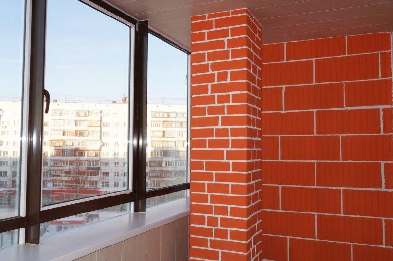 1-комн. квартира, 36 кв.м. на 4 человека, Комсомольский проспект, 39, Челябинск - Фотография 15