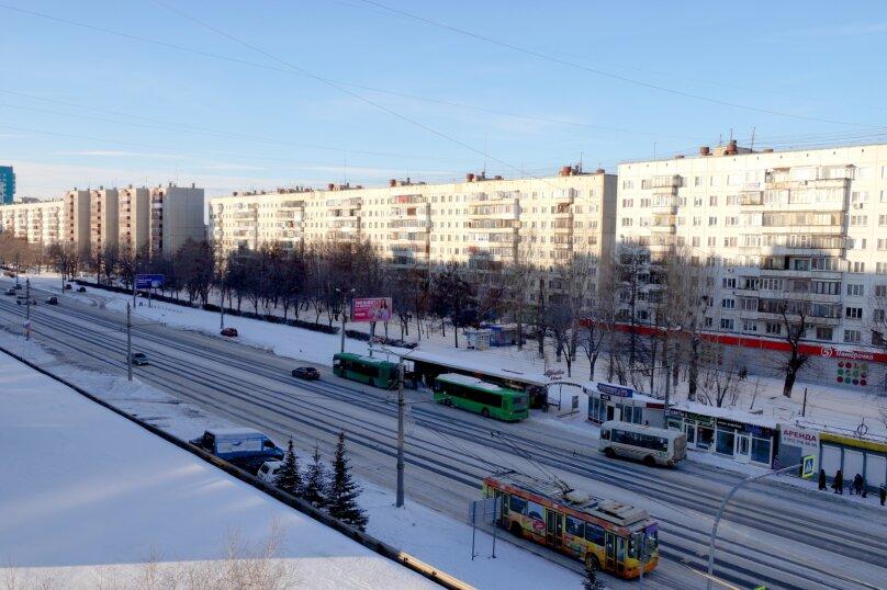 1-комн. квартира, 36 кв.м. на 4 человека, Комсомольский проспект, 39, Челябинск - Фотография 16